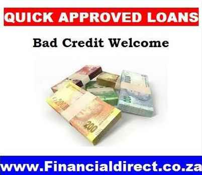 CONSOLIDATE YOUR DEBT LOAN UP TO R750000